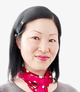Yoko Hata: Kommunikationsdesignerin und Übersetzerin Deutsch-Japanisch